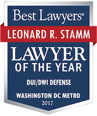 Best Lawyers - Lawyer of the year DUI/DWI DEFENSE