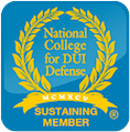National College for DUI Defense Sustaining Member