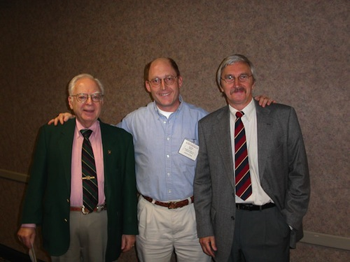 Stamm, Dr. Dubowski and Dr. A.W. Jones